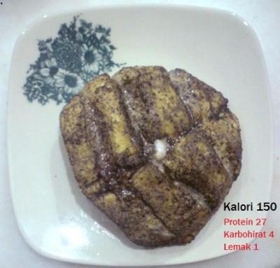 Daging Ayam (Panggang, Bakar, Dimasak)