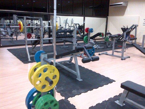 Gym Komando, Kem Sg Udang