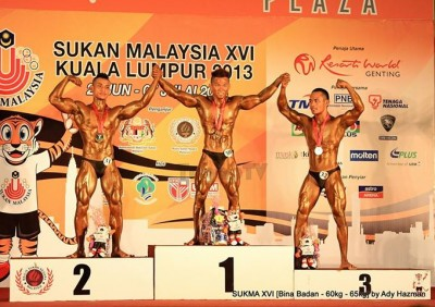 Chapter 445-Sukma-XVI-kategori-65-kg