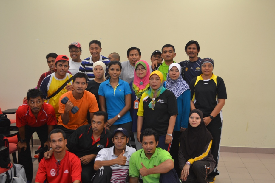 Kursus Fitness Instructor