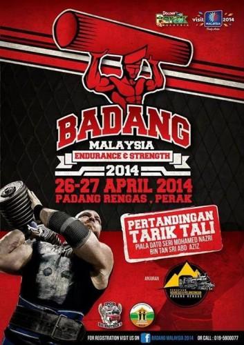 Badang Malaysia 2014