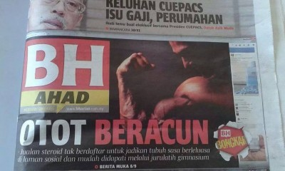 BH Otot Beracun