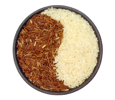Nasi Putih atau Nasi Perang