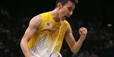 Lee Chong Wei Positif Dadah