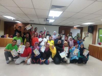 ZK di Politeknik Merlimau bersama lecturer-lecturer di sana. Selain itu, ZK juga di UIA Gombak dan IKIP Kubang Buaya.