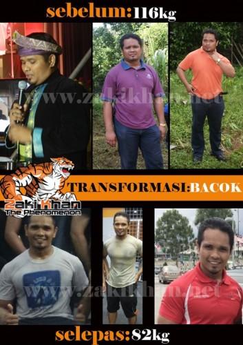 Kisah Kejayaan - Bacok 2