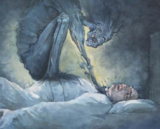 Ditindih Ketika Tidur