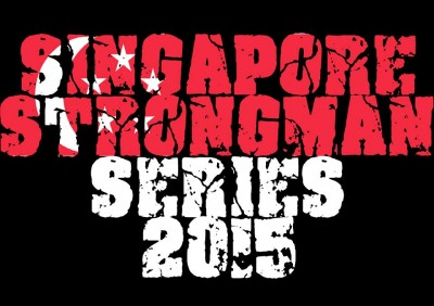 Singapore Strongman Series 2015