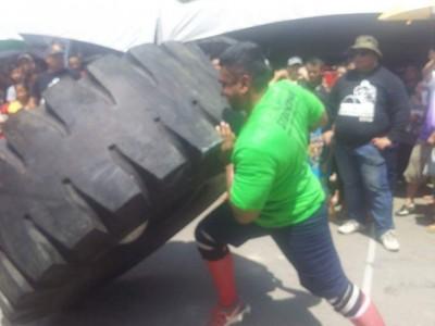 Tire Flip 450kg