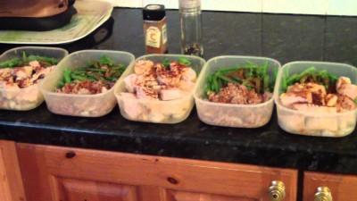 Makanan Bina Badan Sihat