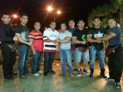 Penyokong Bersama Sazali 14