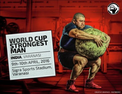 World Cup Strongestman 2016