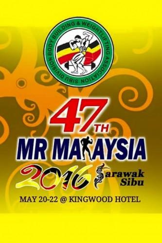Mr Malaysia 2016