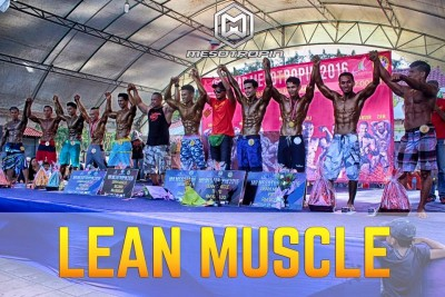 Mr Mesotropin - Lean Muscle