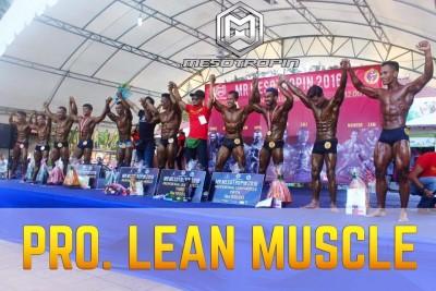Mr Mesotropin Pro. Lean Muscle
