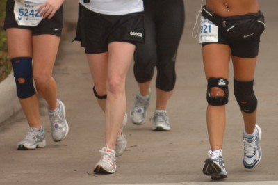 Sakit Lutut Berlari