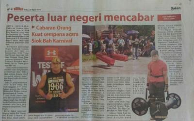 Orang Kuat Kota Kinabalu