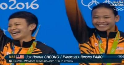 Pingat Perak Olimpik