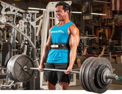 Aiman Radzi - Strategi Membina Badan Dengan Powerlifting