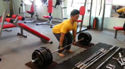 Aiman - Deadlift 170kg