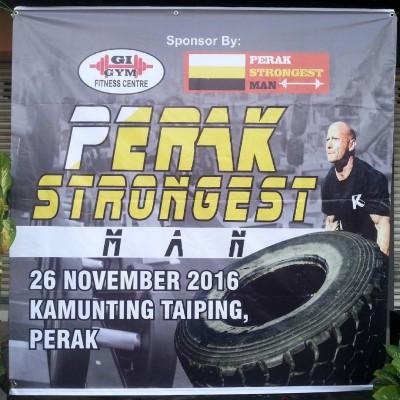 Aiman Radzi - Perak Strongest Man