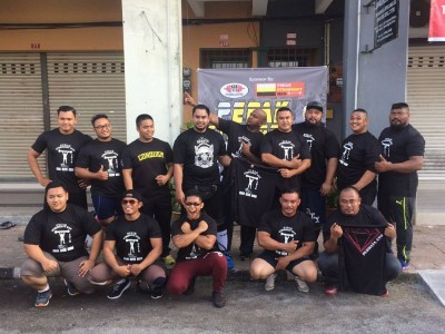 Atlit Perak Strongest Man
