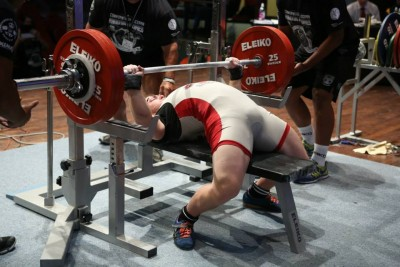 Cara Geared Powerlifter