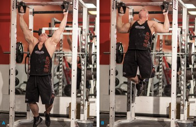 Matt Kroc Pull-up