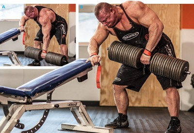 Matt Kroc Row