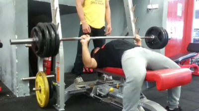 Aiman - Bench Press 90kg