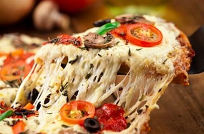 Pizza Untuk Cheat Day
