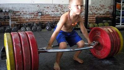 Aiman Radzi - Gym Di Bawah Umur