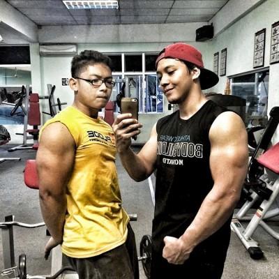 Aiman Radzi - Log Latihan 3