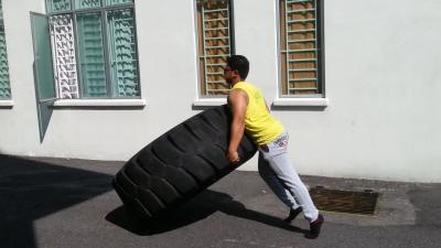 Tyre Flip 2
