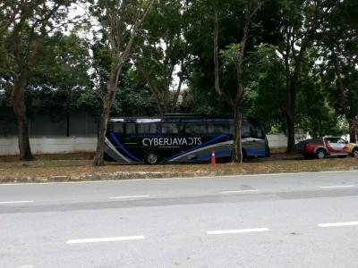 Bus Pull