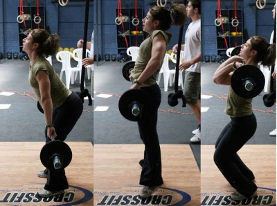 Cara Power Clean