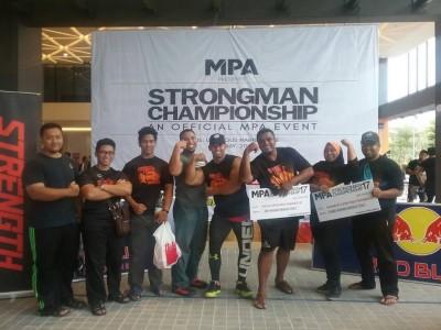 Superhuman - MPA Strongman Championship
