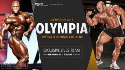 My Olympia 2017 Live