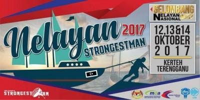 Nelayan Strongest Man 2017