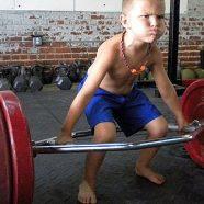 Gym Di Bawah Umur?