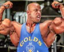 Latihan Testosteron Semula Jadi
