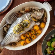 Makan Ikan Ini Untuk Bina Badan
