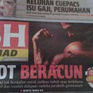 Otot Beracun