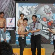 Keputusan Mr Badan Cantik 2012