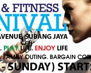 Health & Fitness Carnival 2012 Subang Avenue