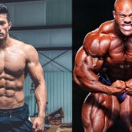 Steroid vs Natty