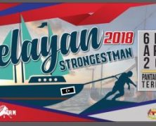 Nelayan Strongest Man & Woman 2018