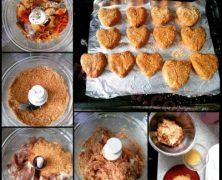 Kelas Kalori: Healthy Chicken Nugget