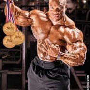 Keputusan Mr Olympia 2015