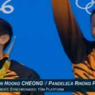 Pingat Pertama Olimpik Rio